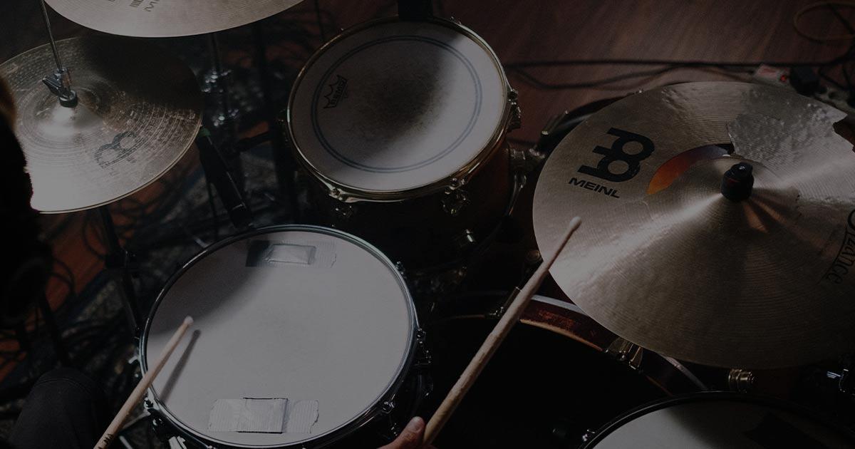 Free Jazz Funk Drum Kit