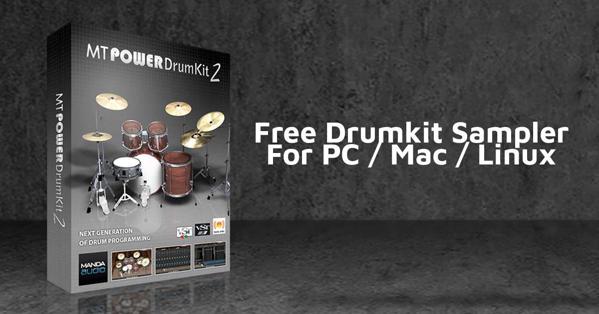 MT Power - Free Drum Kit Sampler