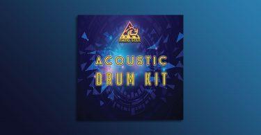 Rhino Star Free Acoustic Drum Kit
