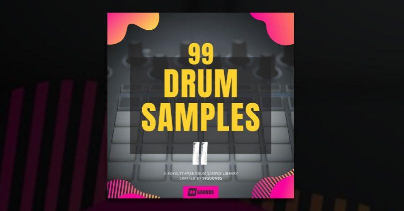 Download 110 Free Drum Samples Now